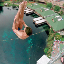 Silver Springs High Dive Photo by John Moran